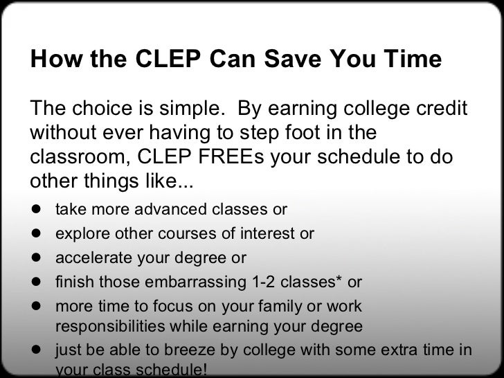CLEP College Composition Practice Test Questions - Study ...