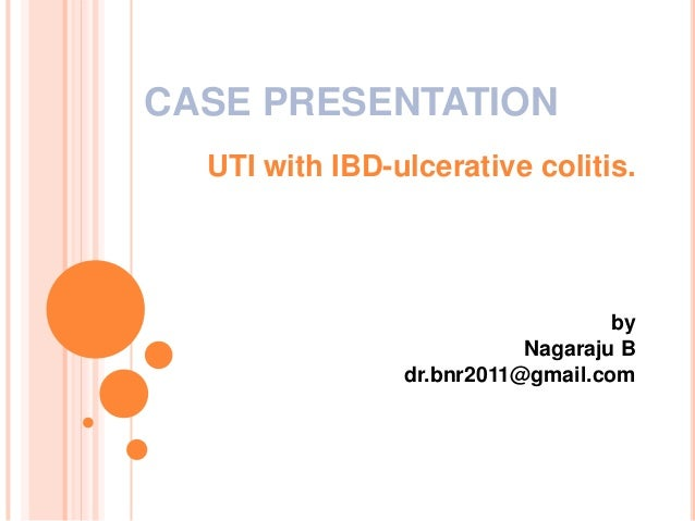 Presentation on urinary tract infection uti reflection