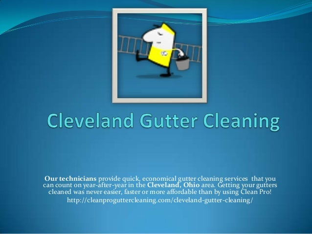 Our technicians provide quick, economical gutter cleaning services that you can count on year-after-year in the Cleveland,...