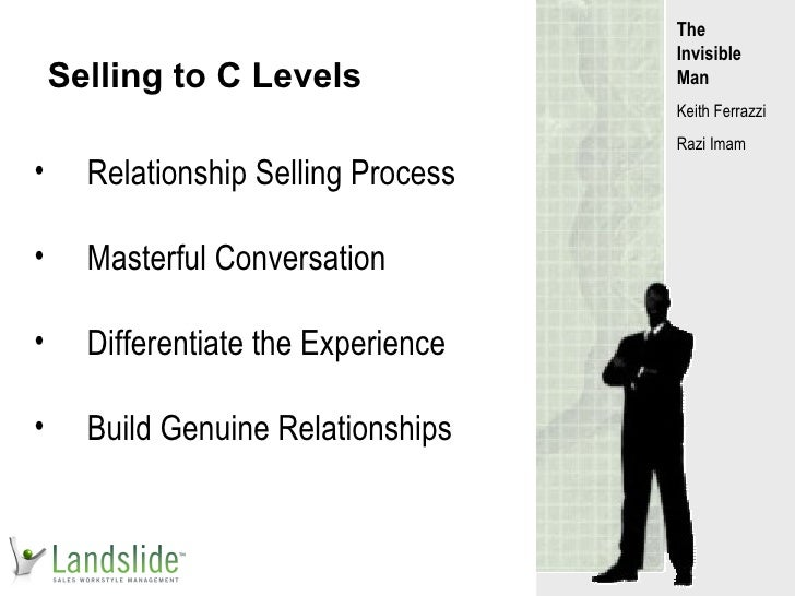 How To Connect With C Level Executives And Build Business Relationshi