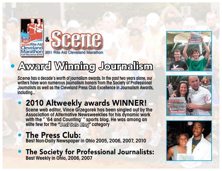 1a2c9fe6dbf7c2 Rite Aid Cleveland Marathon 2011 Scene Magazine Marketing Presentation