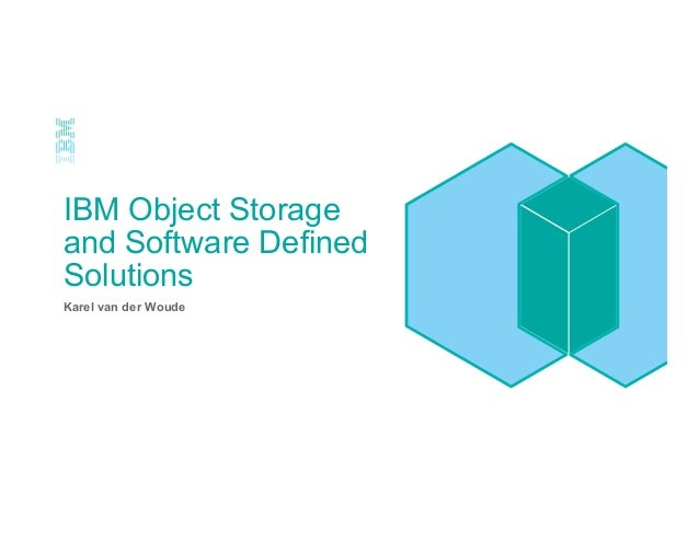 Image result for What is Software Defined Object Storage?