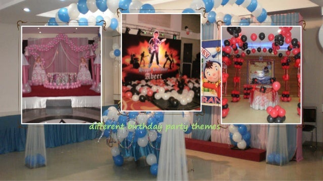 birthday organisers delhi,different birthday party themes,birthday pa ...