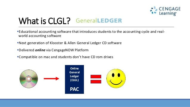 how to use cengage learning general ledger clgl for your payroll ac rh slideshare net Cengage Accounting Book Cengage Accounting Homework Answers