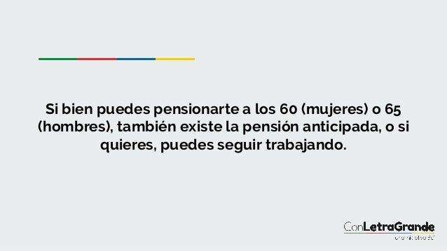 Clg ¿Como preparar la jubilacion cuando esta a punto de jubilar? Slide 3