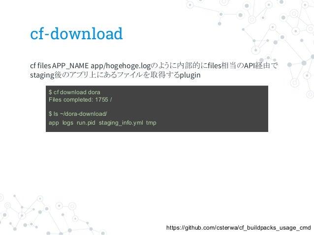 download cf cli
