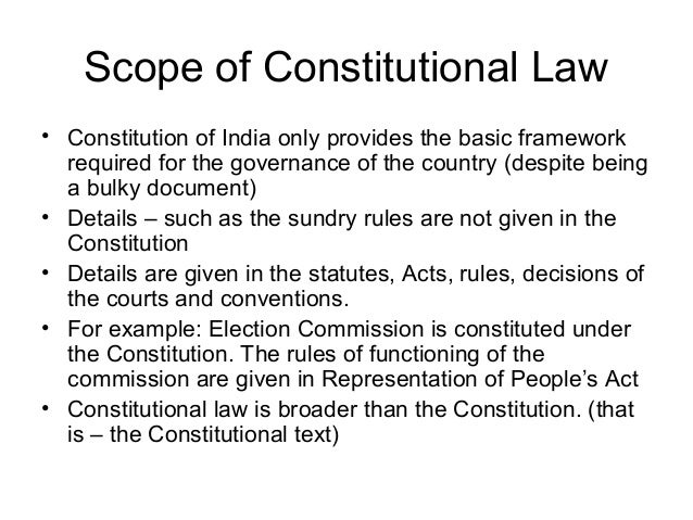 constitutional law 1 Part 1 introduction to law 4 figure 11 the distinction between public and private law and procedures of parliament, the functioning of central and local government.
