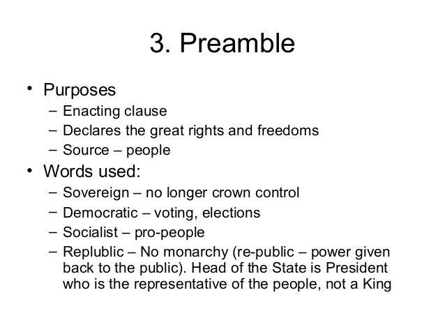 Fundamental Rights, Directive Principles and Fundamental Duties of India