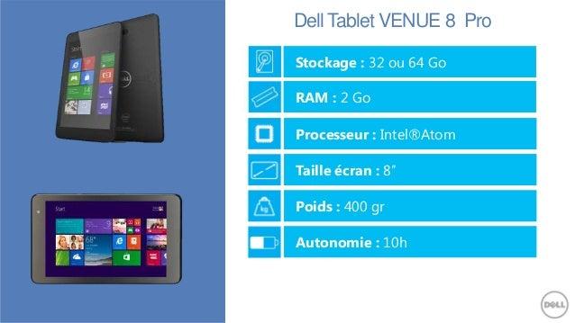 HP EliteBook Revolve 810 Stockage : jusqu'à 256 Go mSSD RAM : 4 Go – extensible à 12 Go Processeur : Intel®Core® Taille éc...