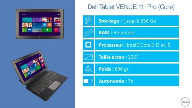 Panasonic Toughpad FZ-G1 Stockage : 128 Go SSD RAM : 4 Go Processeur : Intel®Core® i5 Taille écran : 10,6''' Poids : à par...