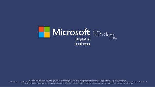 Nouveaux appareils Windows pour de nouveaux modes de travail : la vision de Microsoft