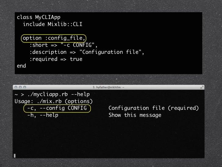"config.rbserver_url ""http://server.remote""username   ""elvis""password   ""hotdog"""