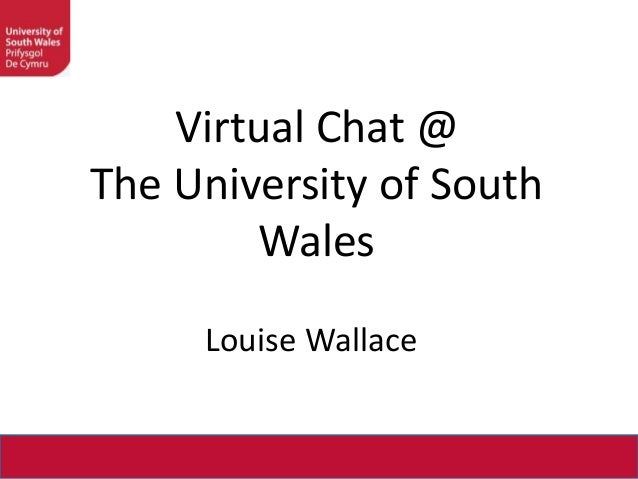 south wales chat Welcome to the university of south wales forum: where prospective and current students can discuss anything about the university.