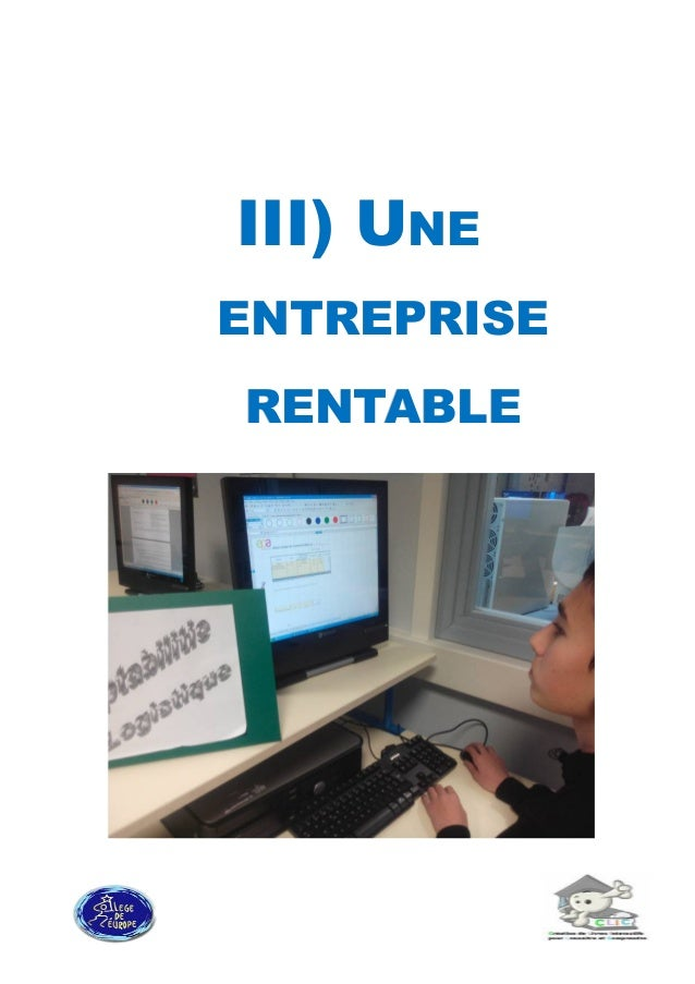 Clic dossier for Idee entreprise rentable