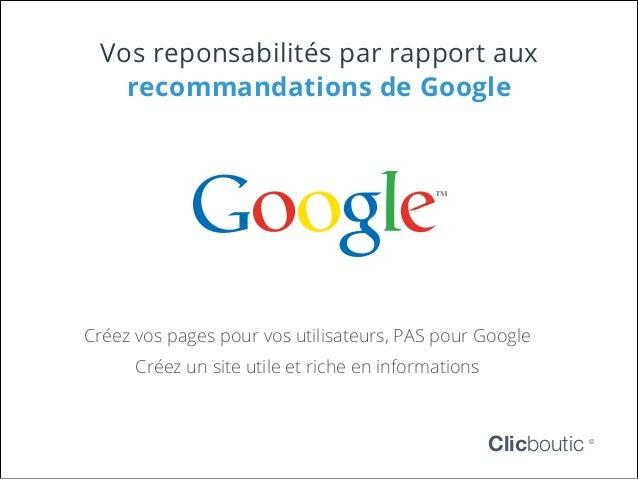 comment dominer google atelier dintroduction au