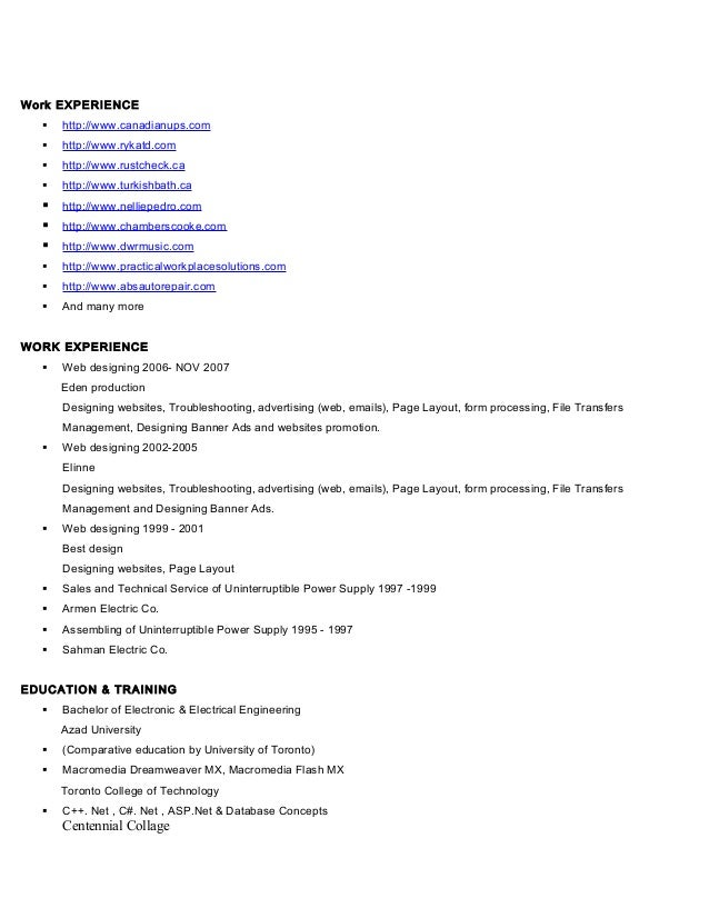 Free Word Resume Template Download Resume Template Resume Template