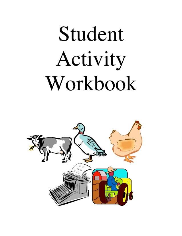 Student ActivityWorkbook