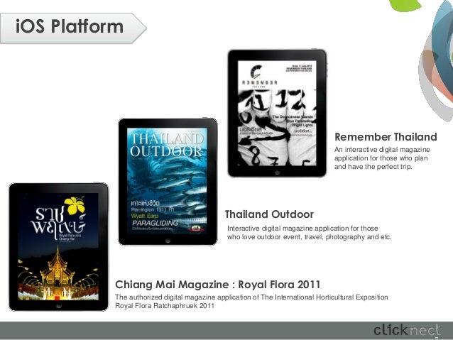 iOS Platform                                                                                  Remember Thailand           ...