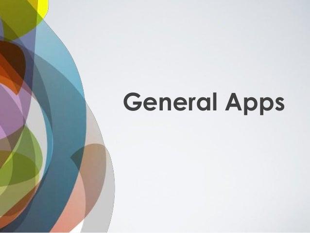 General Apps