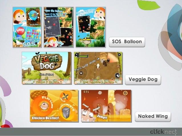 SOS Balloon      Veggie Dog         Naked Wing