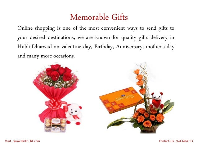 9243284333 6 Memorable Gifts Online Shopping Is One