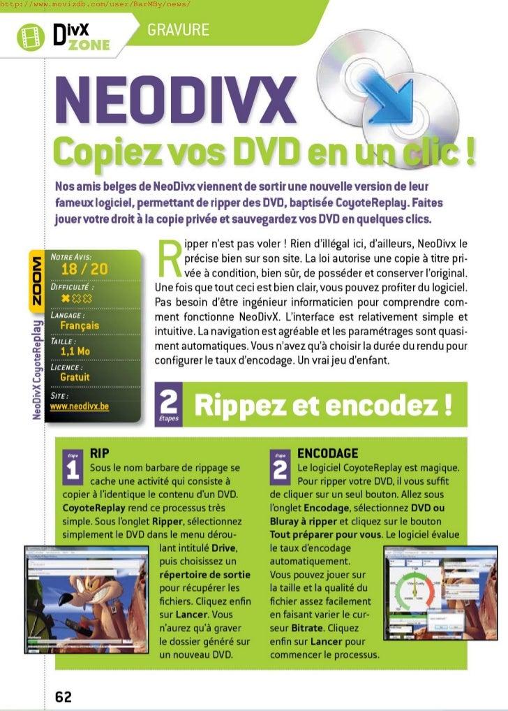 neodivx 2010