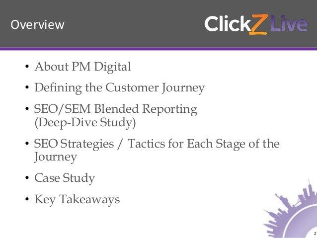 Segmenting the Customer Journey via Search Slide 2
