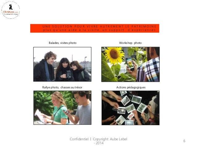 Confidentiel I Copyright Aube Lebel - 2014  6  Balades, visites photo  Actions pédagogiques  Workshop photo  Rallye photo,...