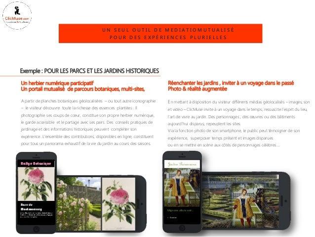 Rose de Montmorency  > Écoutez  Rallye Botanique  Exemple : POUR LES PARCS ET LES JARDINS HISTORIQUES  UN SEUL OUTIL DE ME...