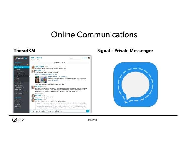 #ClioWeb Thank You Joshua Lenon joshua@clio.com @JoshuaLenon Linkedin.com/in/joshualenon