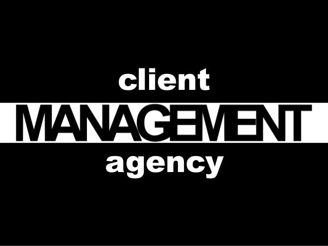 client agency