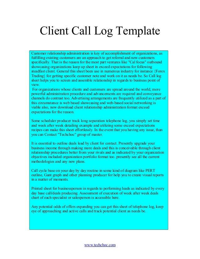 key log template