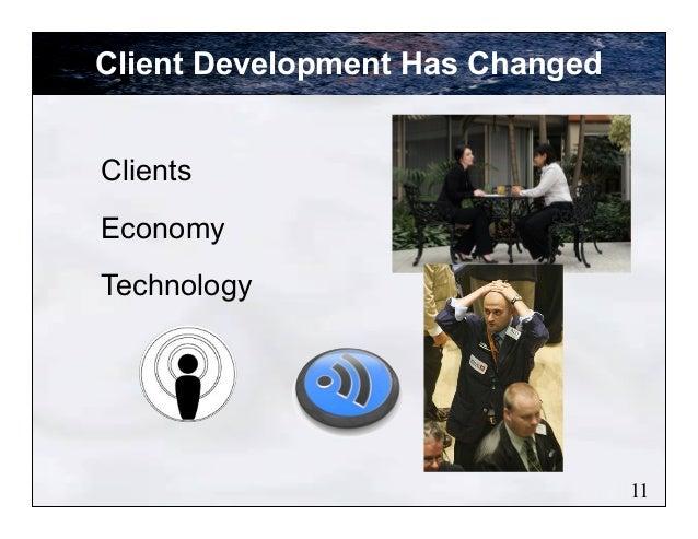 client development