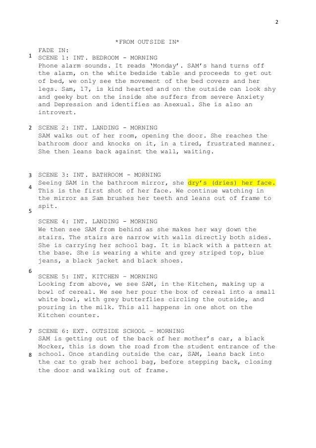Back draft scene 1