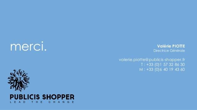 12 exemples de clienteling par Publicis Shopper