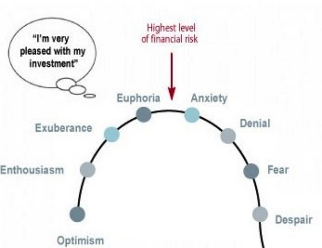 Client emotional investing cycle