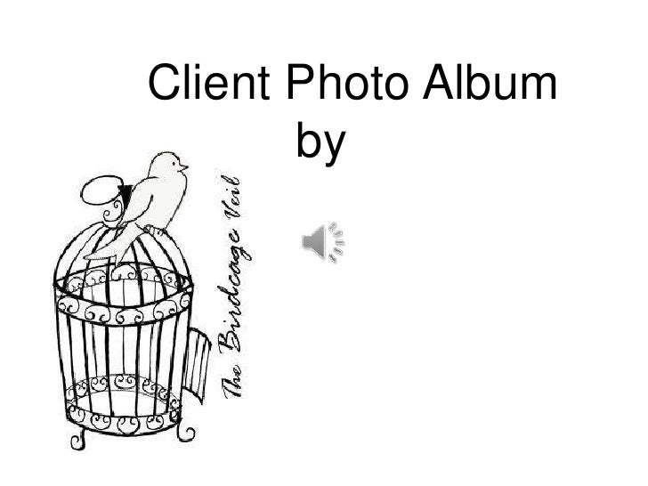 Client Photo Album<br />by<br />