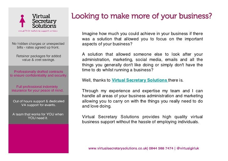 Looking to make more of your business?  Imagine how much you could achieve in your business if there  was a solution that ...