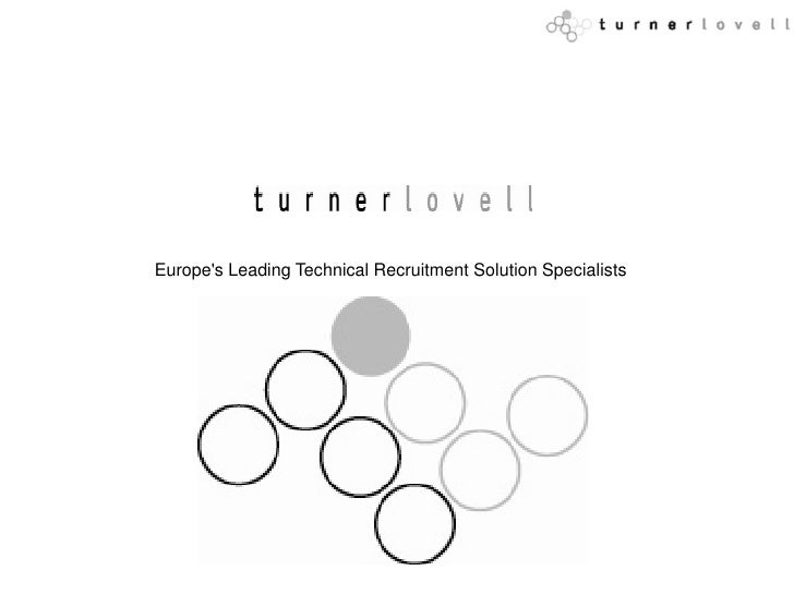 Europe&apos;s Leading Technical Recruitment Solution Specialists<br />