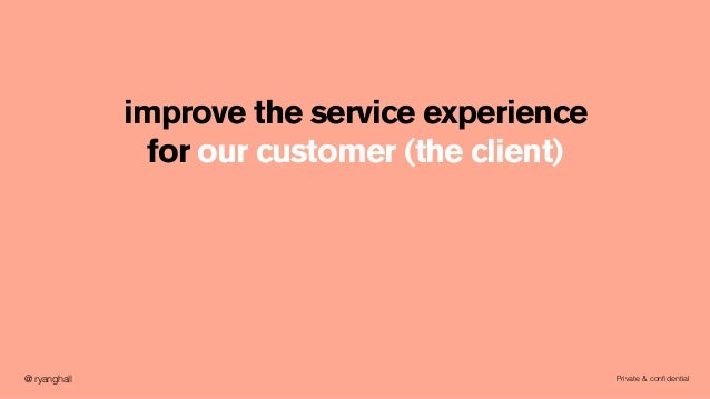 client service experience