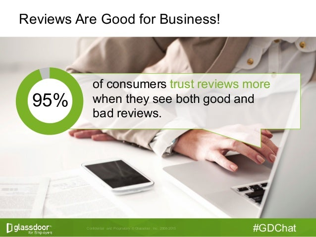 how to respond to a negative review on glassdoor
