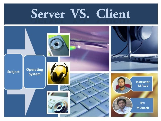 Client vs server operating system for Consul server vs client