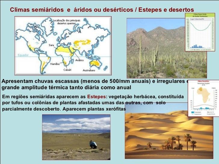 Massas de ar que atuam no BrasilMassa Equatorial                                                   Massacontinental / quen...