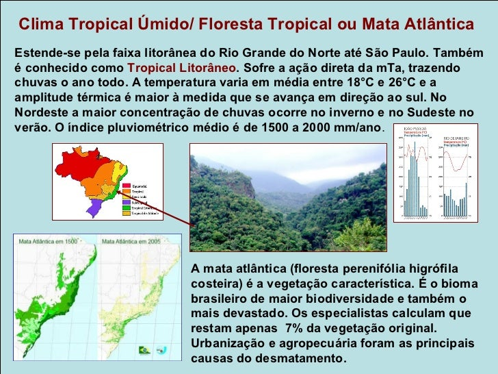 Tropical Semiárido/ CaatingaClima do sertão nordestino, área também conhecido comoPolígono das Secas. Sofre pouca influênc...