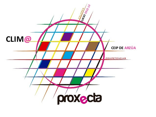 CEIP DE ARZÚACURSO2012-13CLIM@