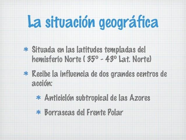 Climas y climogramas de España Slide 3