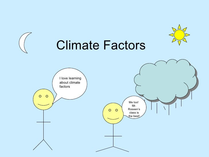 Climate Change Indicators: Weather and Climate