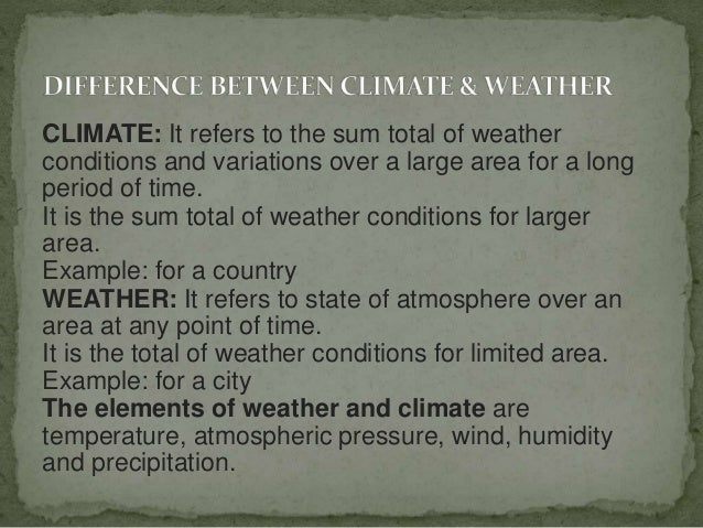 Climate cbse 9 class geography Slide 2