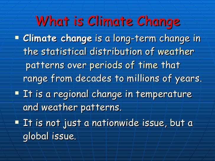 a look at the controversial issue of climate change What it would take to prove global warming  who's really denying climate change and if you look at  which also explains the partisan gap on this issue,.