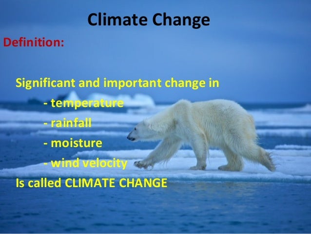 Is Climate Change Man Made Or Natural
